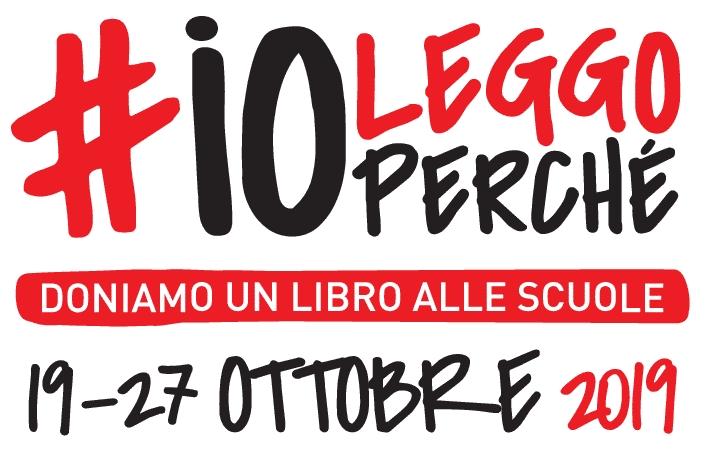 #ioleggoperché2019 la più grande iniziativa nazionale di promozione della lettura