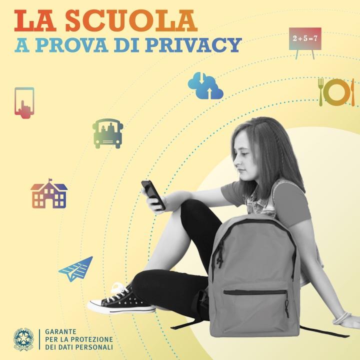 La scuola a prova di privacy